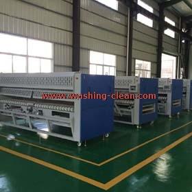 沃信科凌机械设备有限公司优质洗衣房设备提供商