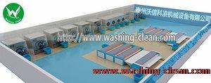 水洗厂的一般配置